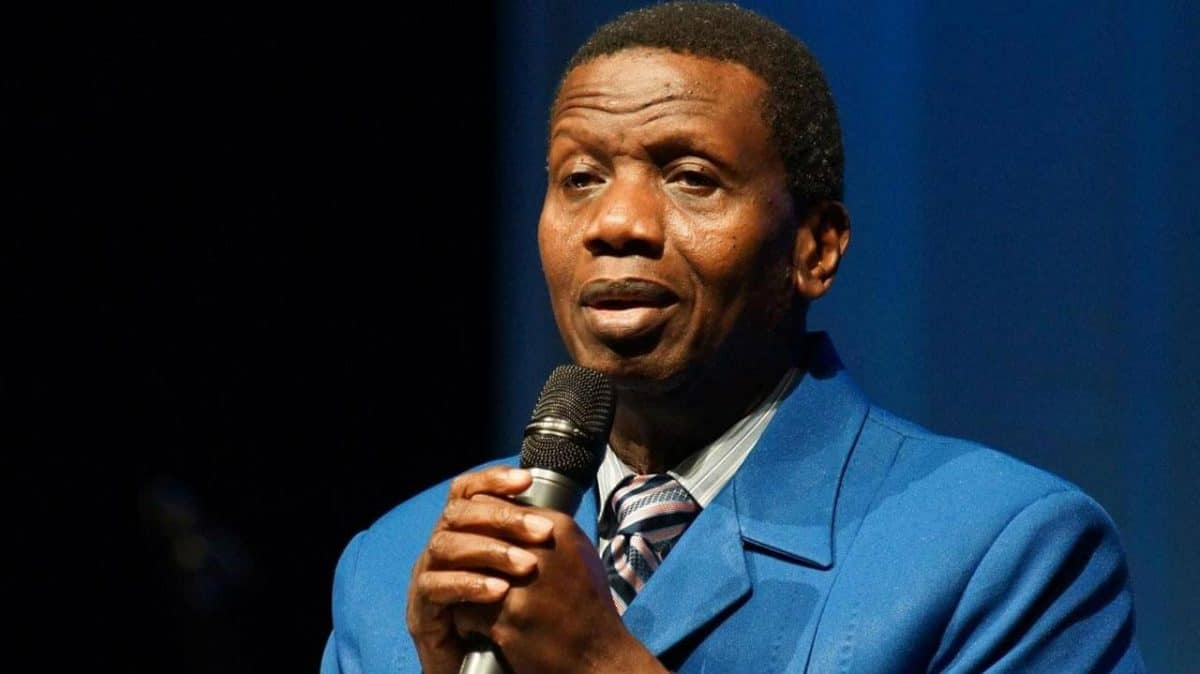 Pastor Adeboye Speaks About His Death