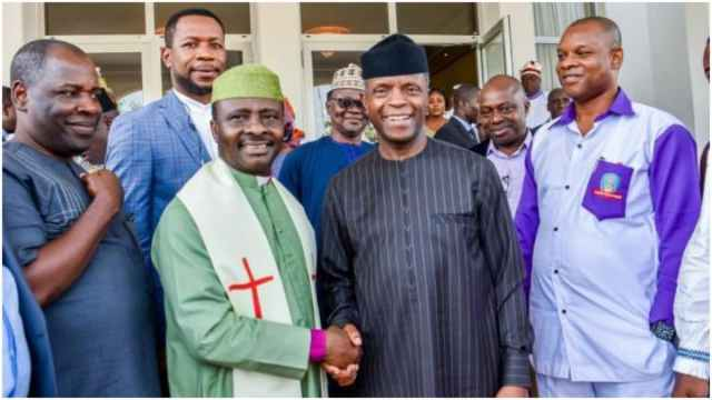 Alleged N90bn: We have not exonerated Osinbajo, we do not endorse corruption- CAN