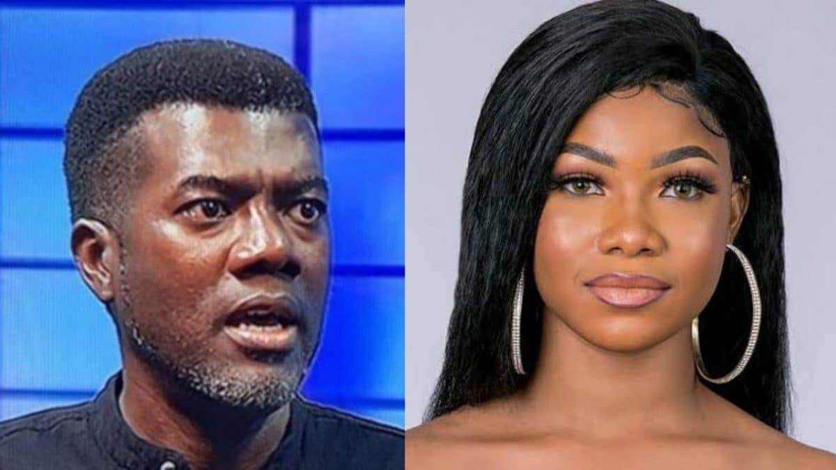 reno tacha - BBNaija: Reno Omokri blasts Nigerian celebrities over Tacha