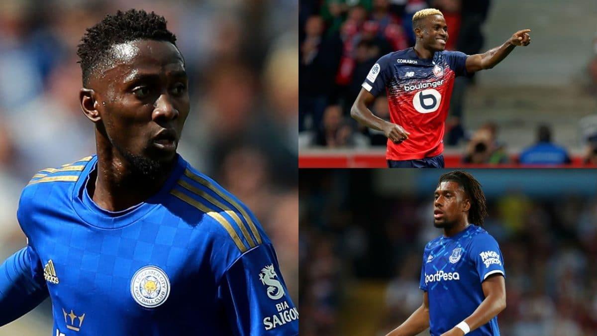 foot - Brazil vs Nigeria: Iwobi, Ndidi, Osimhen arrive for Selecao clash