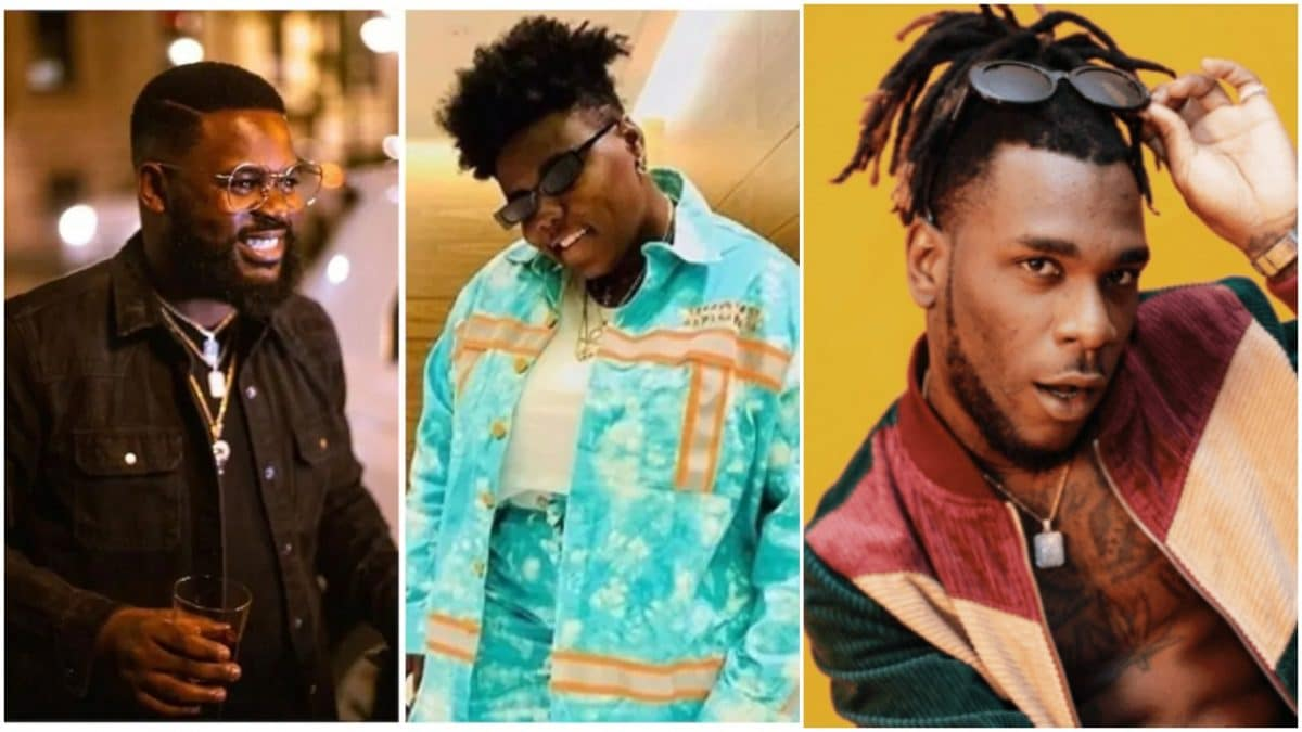 mfAETIZY - Headies 2019: Falz, Burna Boy, Teni win big [Full list of winners]