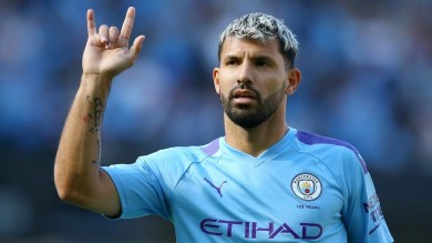 Guardiola warns Aguero about his future at Man City