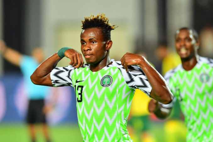 Image result for Chukwueze speaks on losing at CAF Awards
