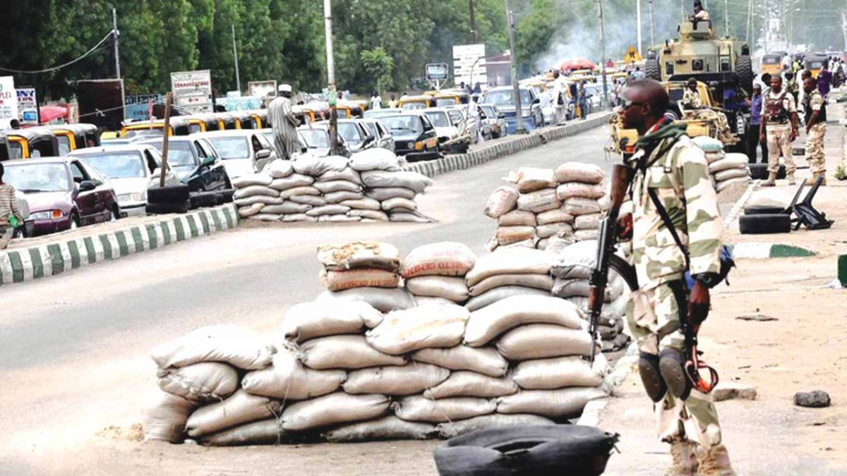 Checkpoint - Reduce checkpoints on federal highways - Senate tells IGP