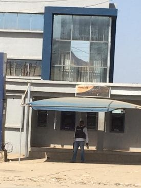 BREAKING: Robbers trapped in First Bank Abuja as soldiers, police arrive [PHOTOS] First Bank robbery