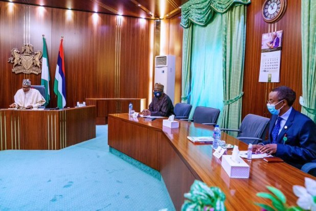 ahmed 2 - COVID-19: Buhari meets with Presidential Job Power to find out subsequent section