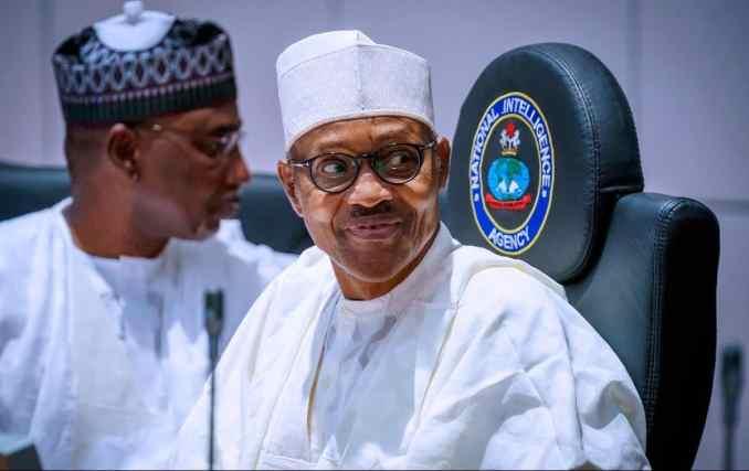 NEWS Buhari tackling insecurity in Nigeria – APC governors