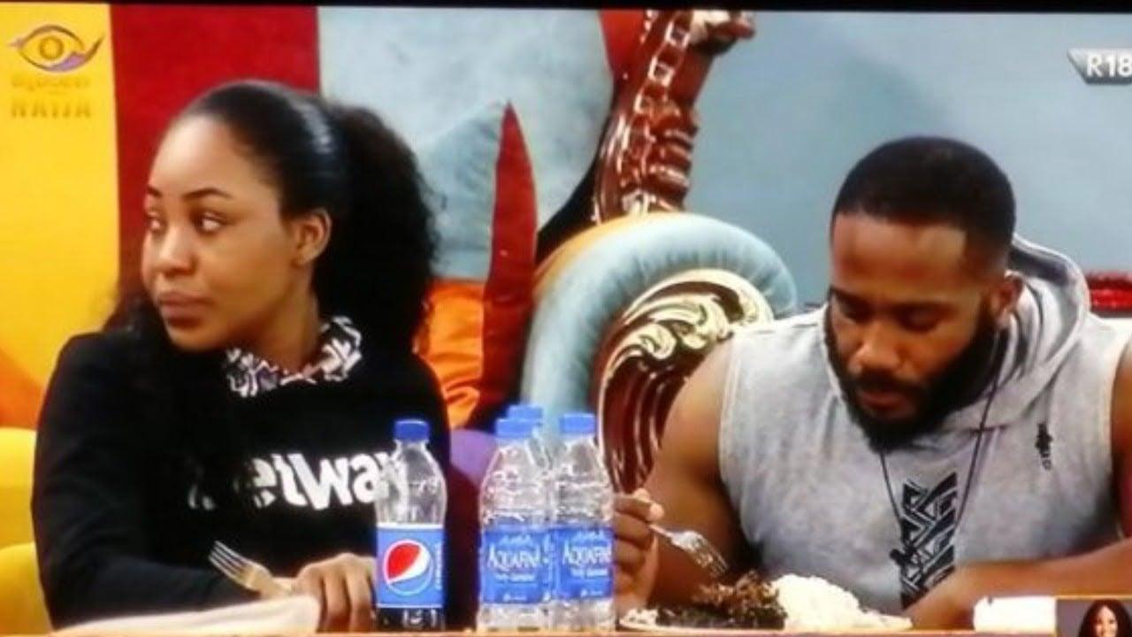 , BBNaija 2020: Kiddwaya kisses Erica passionately says he likes her. (Video), Effiezy - Top Nigerian News & Entertainment Website