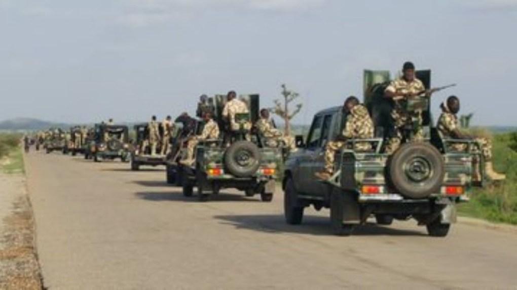 Troops kill 10 bandits, arrest informants in Katsina