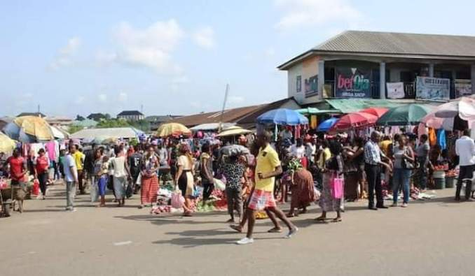 FB IMG 1597137653984 1 - Over 5000 Ikoku spare parts traders evicted from shops in Port Harcourt