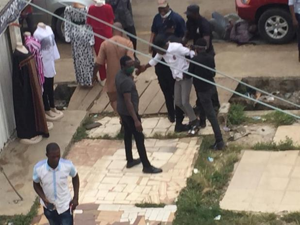 IMG 20200805 WA0032 - BREAKING: RevolutionNow: DSS rearrests Bakare, three others [PHOTOS]
