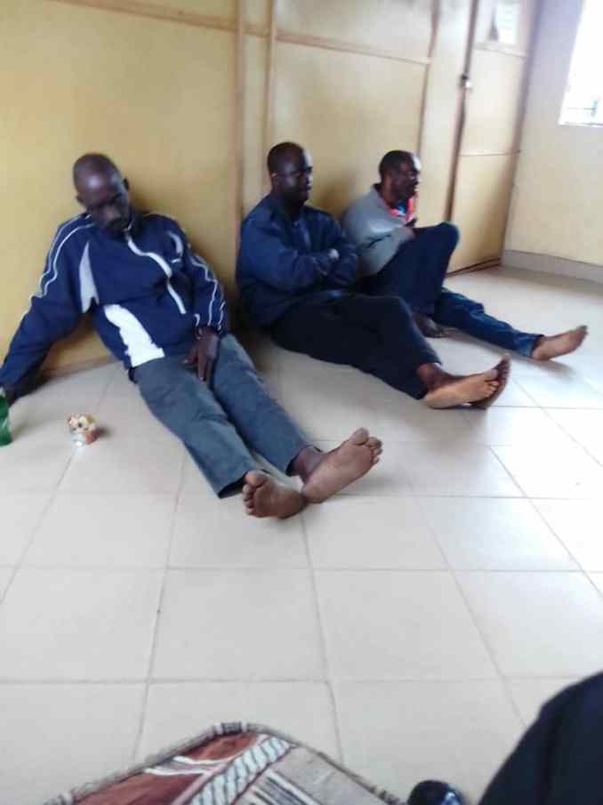 IMG 20200811 WA0036 - Policeman who brutalised fashion designer over N50 bribe dismissed
