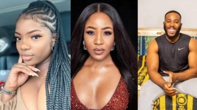 BBNaija 2020: Dorathy makes shocking revelation about Erica to Kiddwaya