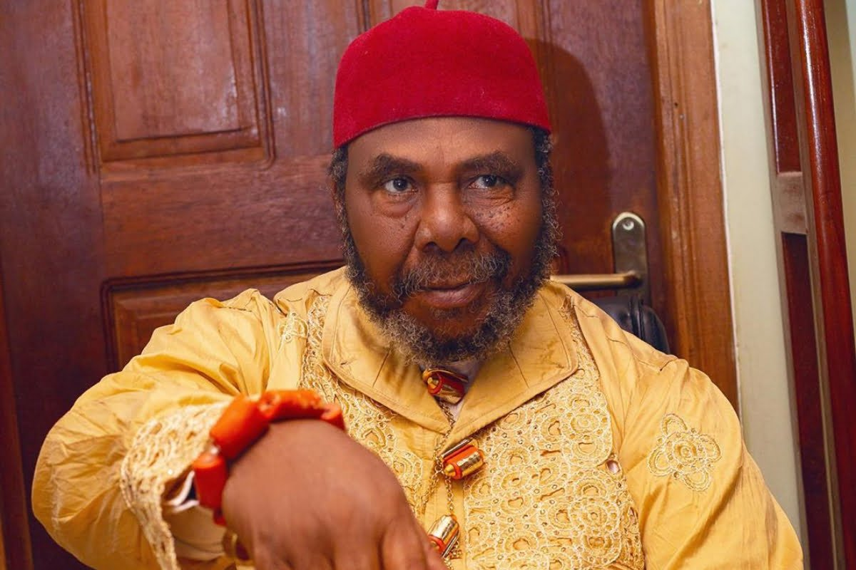 Fatal Arrogance': Islamic group attacks Nollywood actor, Pete Edochie -  Daily Post Nigeria