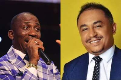 You're a mad dog with bipolar – Paul Enenche fires Daddy Freeze (Video)