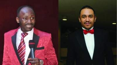 Apostle Suleman issues strong warning to Freeze as he apologizes to Oyedepo