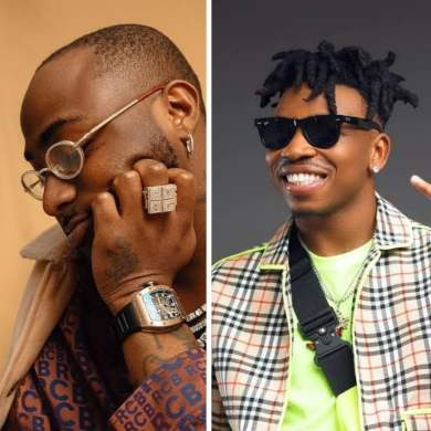 BBNaija 2020: What Davido, Mayorkun said to Laycon after winning (Video)