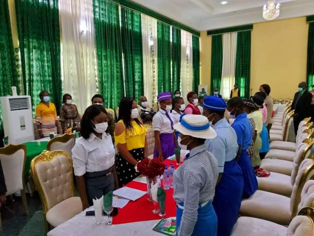 IMG 20201012 WA0050 - Gov. Ugwuanyi hailed for promoting girl child's overall development