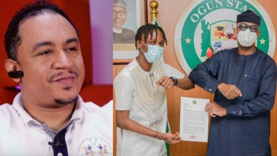 """""""Laycon deserves everything gifted to him""""- Daddy Freeze replies Gov Abiodun's critics"""