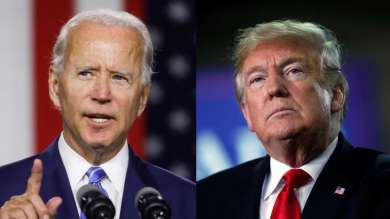 Trump is not above the law – Biden says