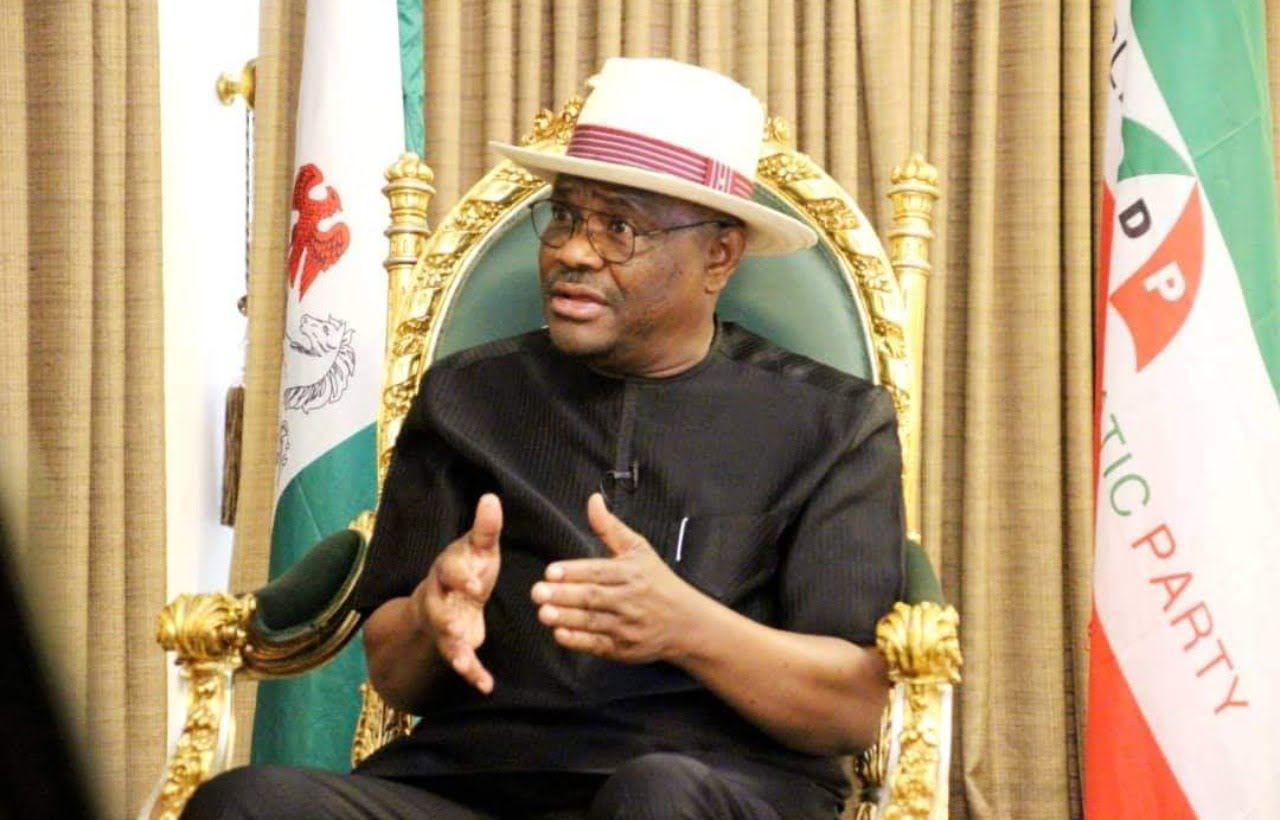 Police officer on mufti blocked my convoy with AK-47 rifle – Wike tells CP