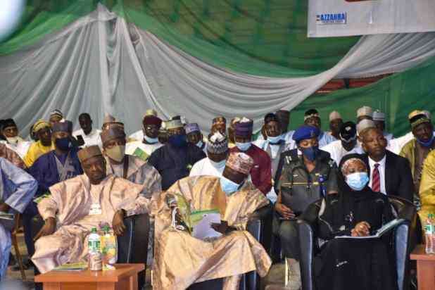 IMG 20201102 WA0024 - DSS, police pledge commitment to peace, security in Bauchi