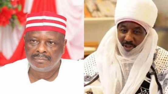 Kwankwaso reveals the reason behind the removal of Emir Sanusi