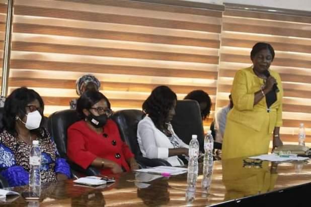 FB IMG 1610613114635 - Fight against gender-based violence - Gov. Ikpeazu charges committee