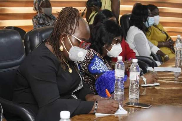 FB IMG 1610613123354 - Fight against gender-based violence - Gov. Ikpeazu charges committee