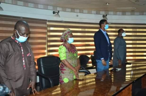 FB IMG 1610776118568 - COVID-19: Gov. Ikpeazu inaugurates N-CARES Steering Committee