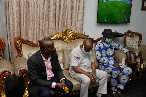 FB IMG 1611817825599 - We are focused on Abia Economic plan - Gov Ikpeazu