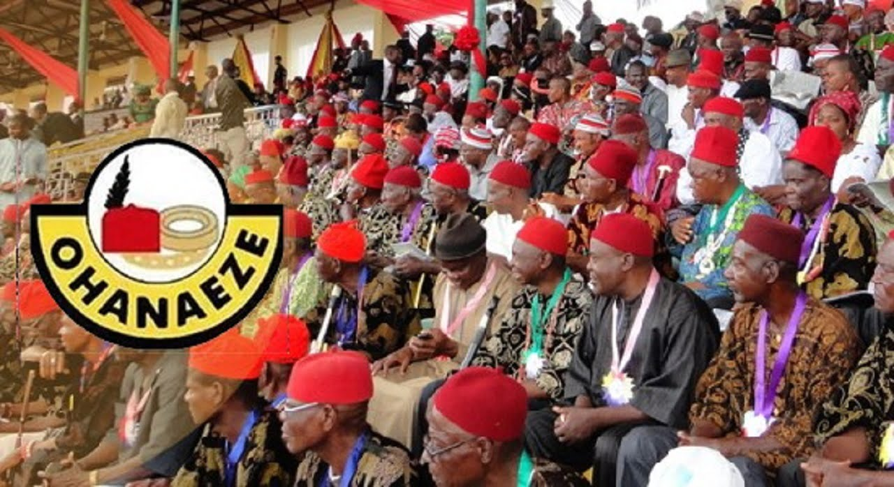 2023: Igbo president will end agitation for Biafra – Ohanaeze