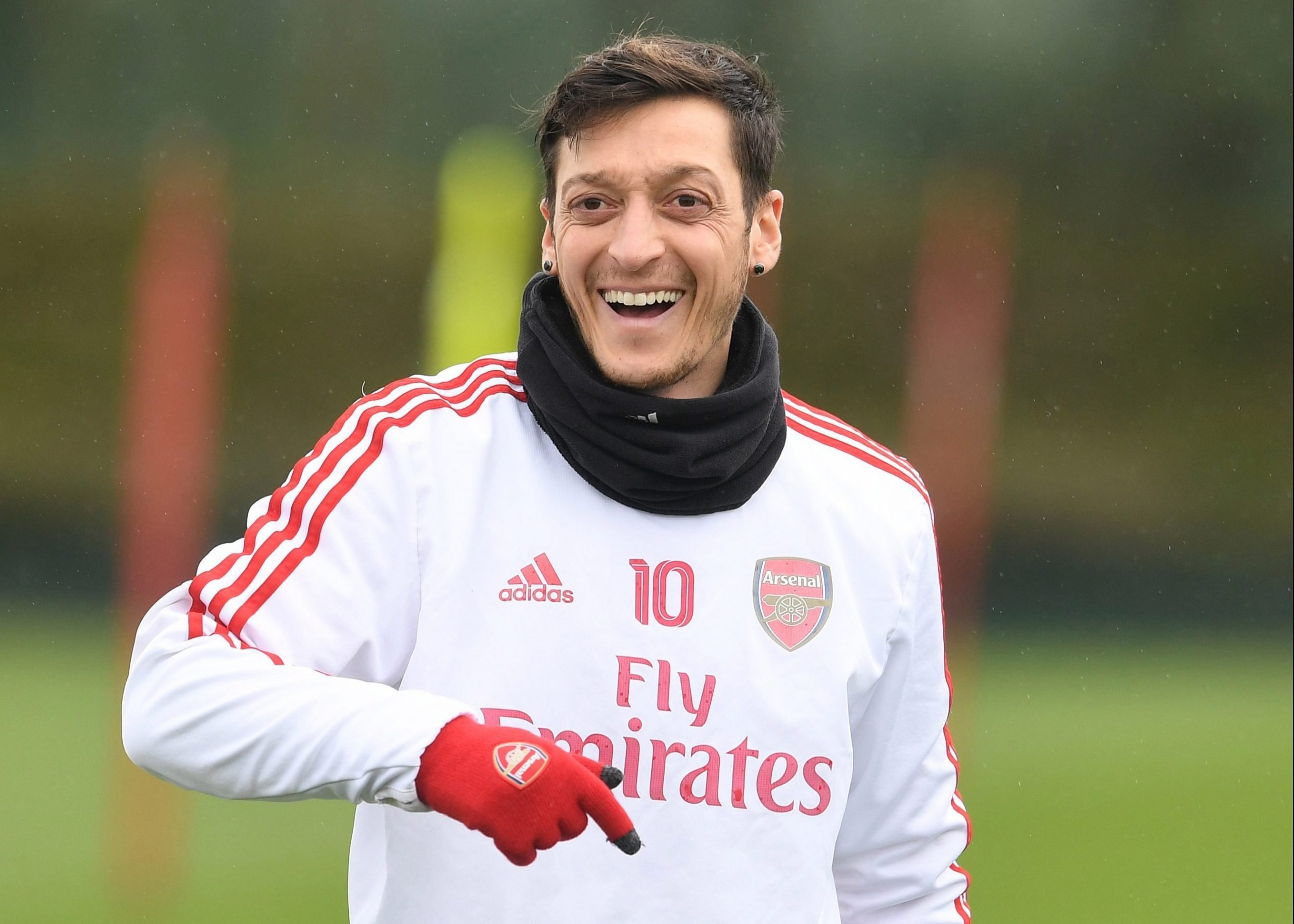 Ozil sends message to Arsenal fans over Arteta after Fenerbahce move is confirmed