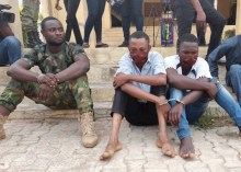 Serving soldier, police constable nabbed for alleged armed robbery in Ondo