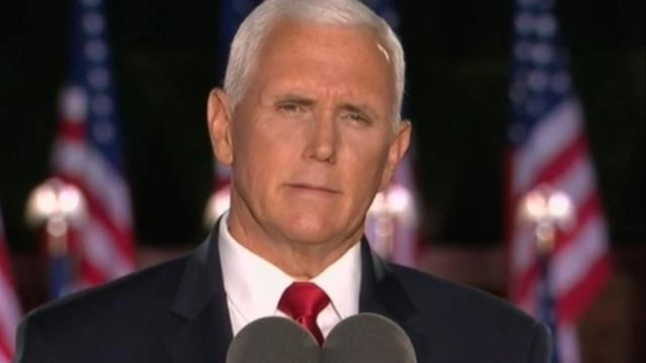 US: Trump's aides, Vice President Mike Pence shun President's send-off ceremony