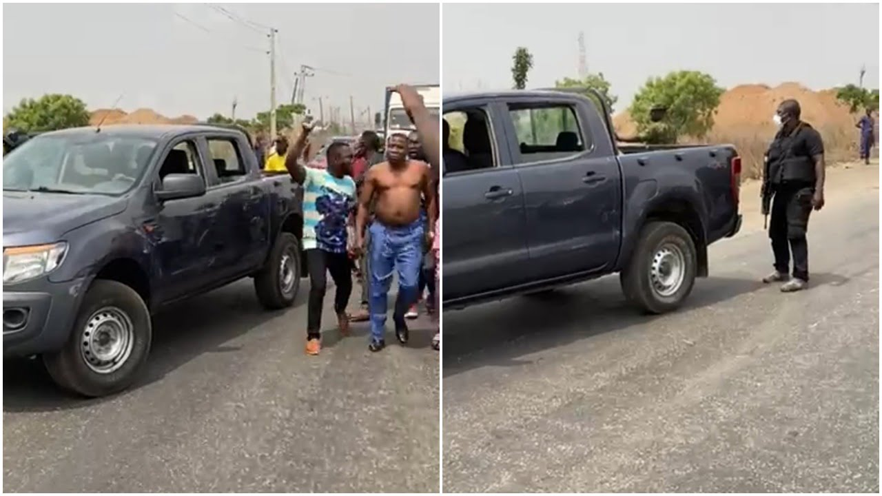 Sunday Igboho: DSS denies arrest attempt despite footage