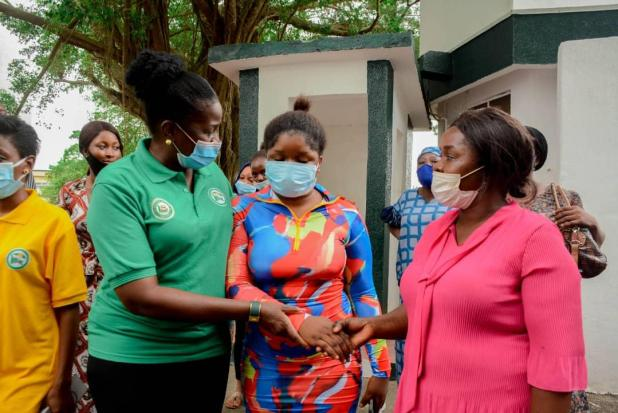 IMG 20210317 WA0024 - Kidnapping: Ogun govt hands over rescued OOU students to families [VIDEO]