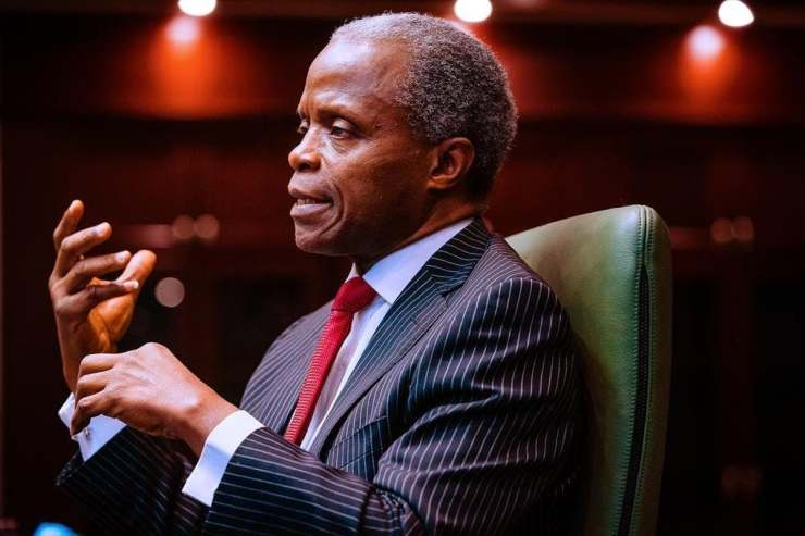 How Nigeria can overcome its present challenges – Osinbajo