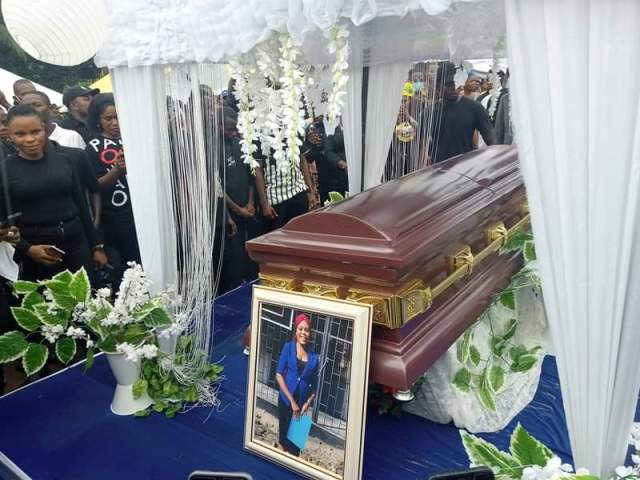 Ini Umoren: Murdered Akwa Ibom job seeker buried - Daily Post Nigeria