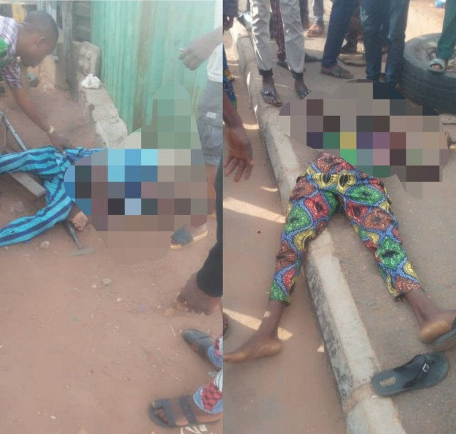 BREAKING: Four reportedly shot dead as Customs clash with smugglers in Oyo  [PHOTOS] - Daily Post Nigeria