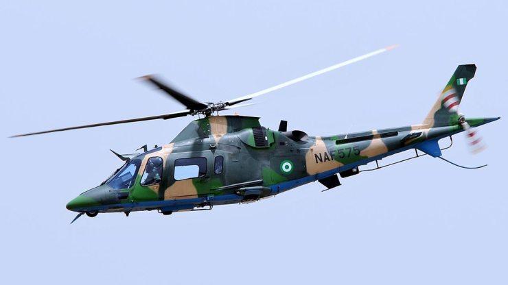 Yobe: NAF jet bombs 'Buhari village' over Boko Haram, ISWAP camps