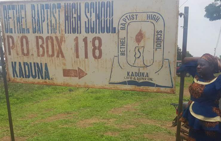 CAN cries against government's neglect of remaining abducted 31 Bethel Baptist students
