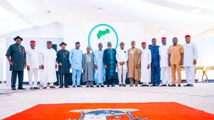 Southern Nigerian Governors meet in Enugu Thursday