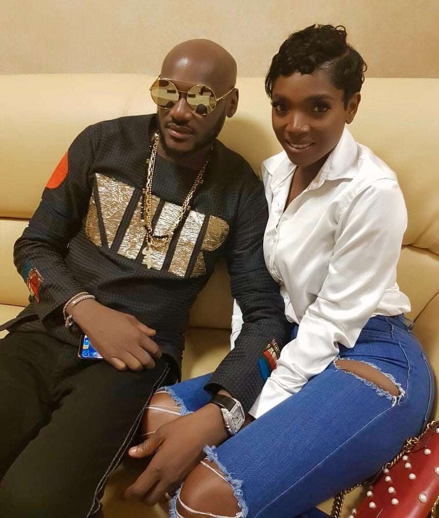 Annie Idibia clears air on alleged assault on husband, 2face