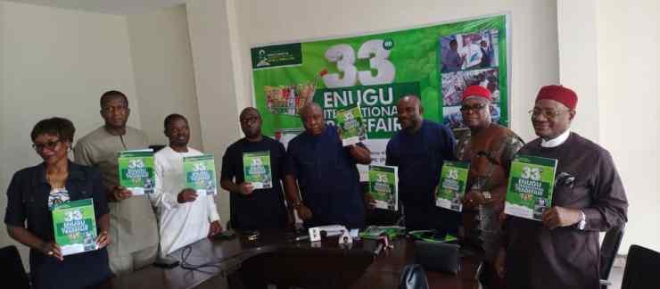 Enugu announces 33rd International Trade Fair, to insure exhibitors, wares