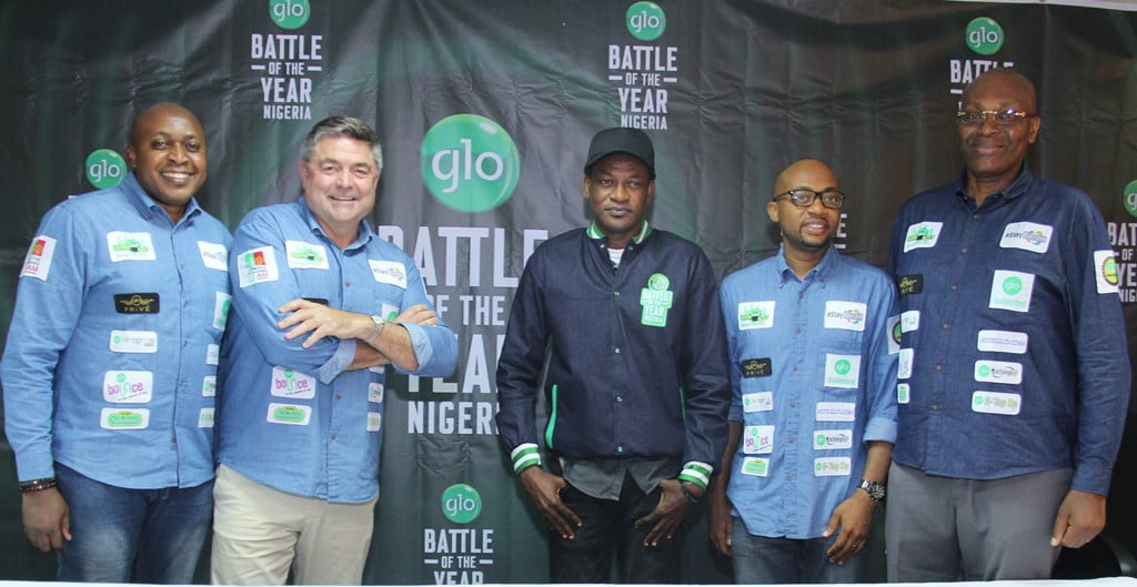 Glo throws weight behind Battle of the Year, dance competition