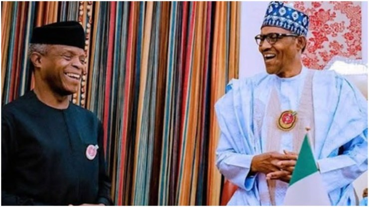N26bn for Buhari, Osinbajo's meals, travels, others outrageous – SERAP