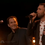 "Joshua Davis and Adam Levine Sing ""Diamonds on the Soles of Her Shoes"" on The Voice 2015 Season 8 Top 4 Finale (VIDEO)"