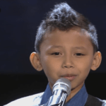 "Gian Ale Sings ""Thinking Out Loud"" on The Voice Kids Philippines Season 2 (June 7, 2015 Episode)"