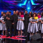 "Gospel Singers Selected Of God Perform ""Impossible"" on America's Got Talent 2015 Live Show Week 3 (August 25 Episode)"